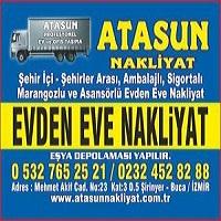 Atasun Evden Eve Nakliyat İzmir